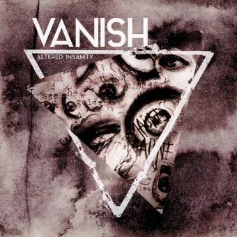 VANISH - ALTERED INSANITY CD *limited*