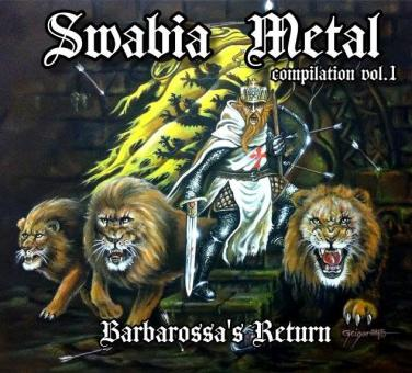 Swabia Metal Compilation Vol. 1 - Barbarossa's Return