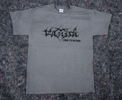 VANISH - T-Shirt - Logo/grey